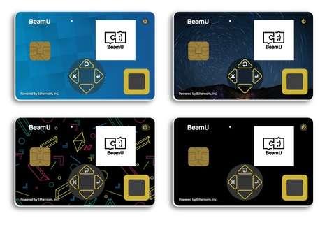 Biometric Data Storage Cards