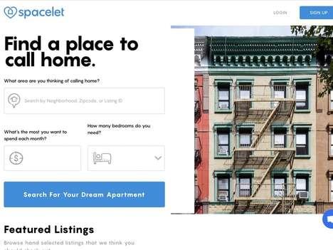 Metropolitan Apartment-Finding Platforms