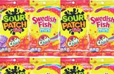 Soda-Flavored Sour Candies