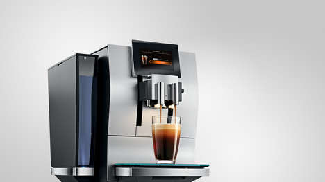 One-Touch Coffee Machines