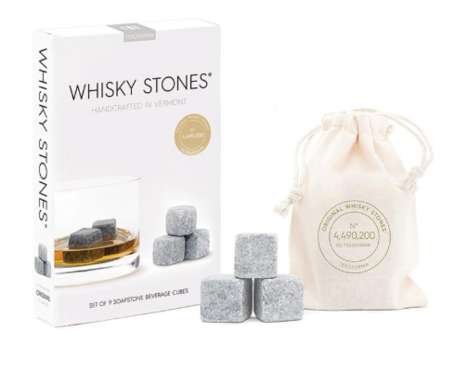 Sophisticated Whiskey Cubes