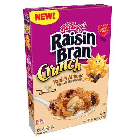 Crunchy Nut Bran Cereals