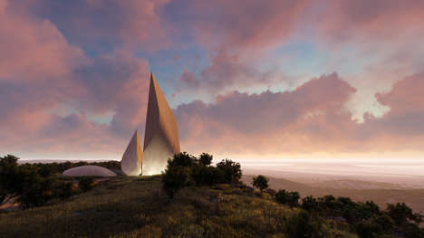 Pointy Human Evolution-Centric Museums
