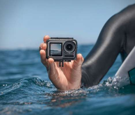 Thrill Seeker Action Cameras