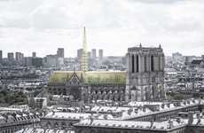 Iconic Church Reconstruction Proposals