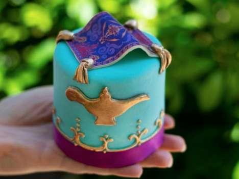 Miniature Disney Cakes