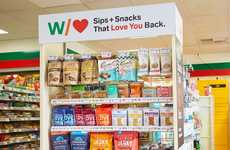 Health-Centric Convenience Store Displays