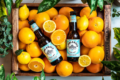 Reclaimed Citrus Beers