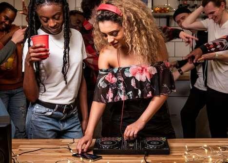 Smartphone-Powered DJ Setups