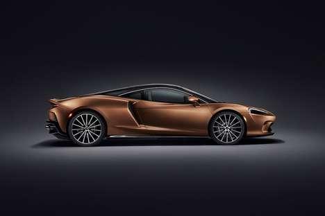 Spacious Luxury Lifestyle Vehicles