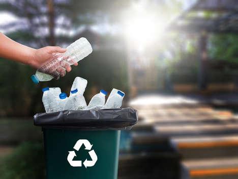 Infinitely Recyclable Plastic