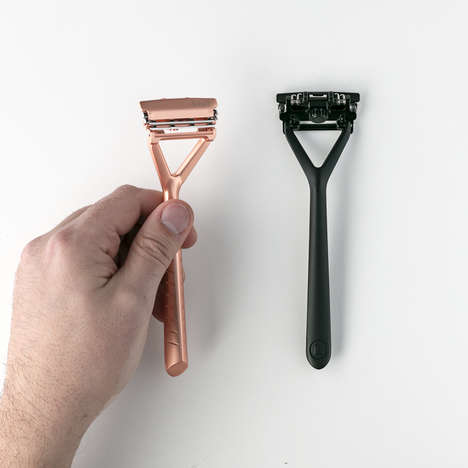 Zero-Waste Shaving Razors