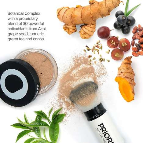 Antioxidant-Packed Mineral Powders
