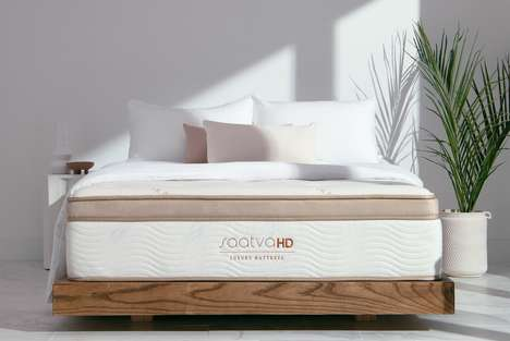 Premium Plus-Size Mattresses