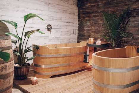 Relaxing Beer Spas