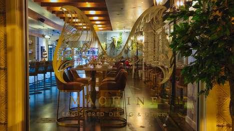 Globally Inspired American Restaurants
