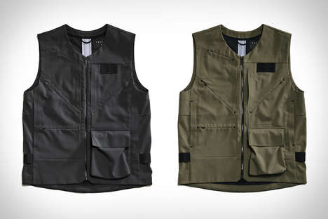 Flame-Resistant Adventurer Vests