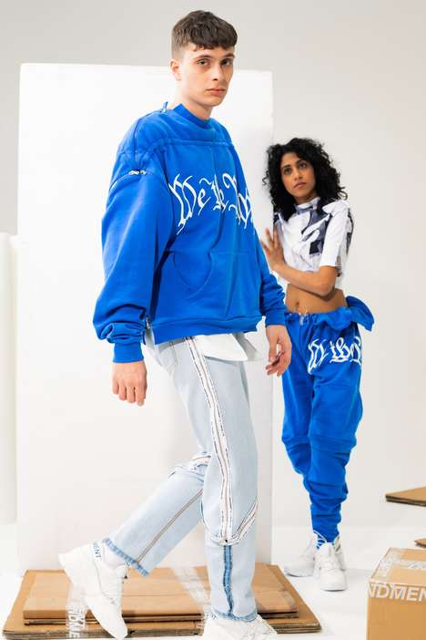 Eco Unisex Streetwear Collections