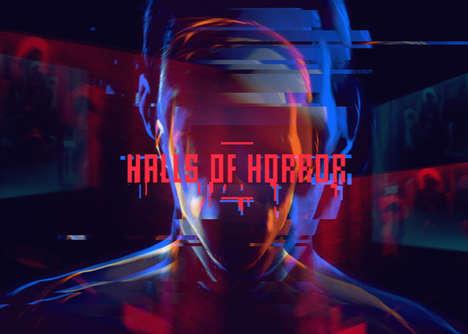 Explorative Horror Board Games