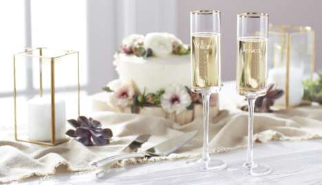 Big Box Wedding Shops - The Walmart Wedding Shop Features Customizable Wedding Gifts