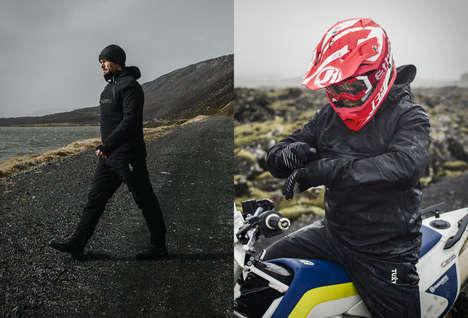 Weatherproof Adventurist Suits