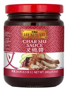 Asian Barbeque Glaze Sauces