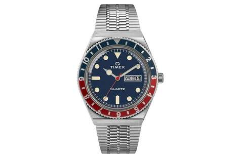 Relaunched Retro Watch Designs