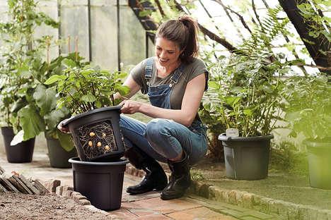 Root Access Planter Pots