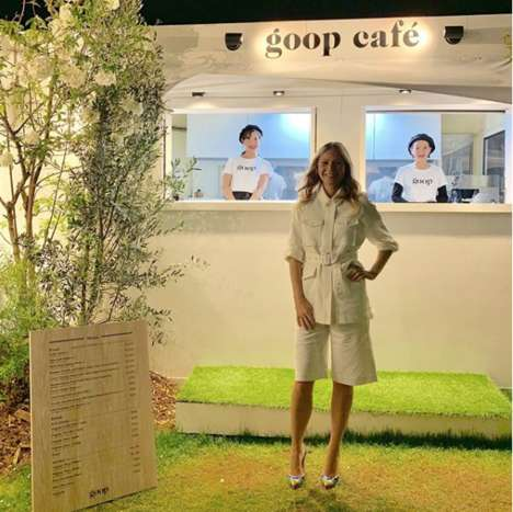Celebrity Lifestyle Pop-Ups - Gwyneth Paltrow Just Opened a Goop Pop-Up Store and Café in Tokyo