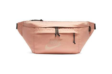 Rose Gold Fanny Packs - Nike's New Fanny Packs Have Arrived in Time for Summer