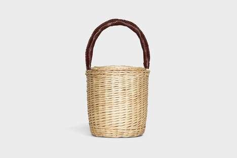 Summer Basket Bag Collections