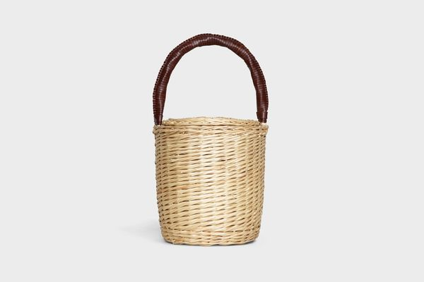 Summer Basket Bag Collections - CELINE's Basket Collection is Stylish and Nostalgic