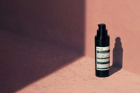 Luxury Sunscreen Releases - Aesop's Facial Sunscreen Protects and Nourishes the Skin