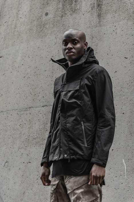 Tech-Informed Industrial Fashion