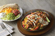 Stuffed Fajita Skillets