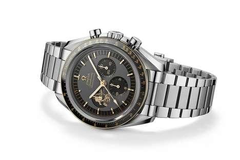Moonshine Golden Wristwatches
