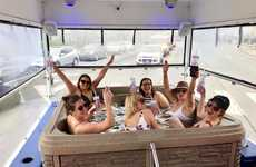 Mobile Hot Tub Tours