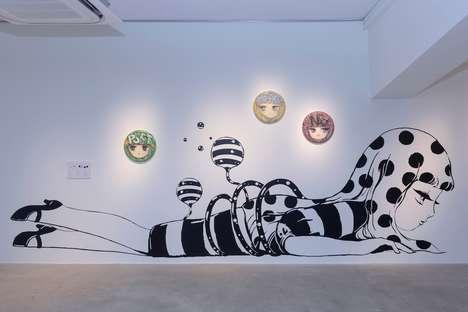 Figurative Character Art Exhibitions