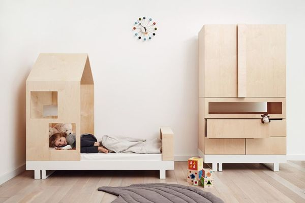 20 Children's Decor Innovations - From Multifunctional Kid Furniture to Toy-Storing Workstations