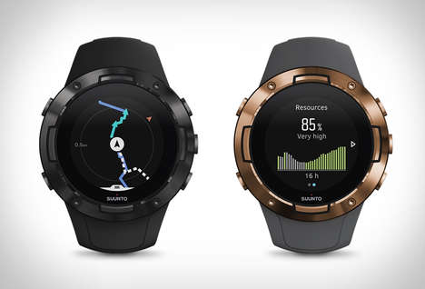 Robust Sport-Ready Smartwatches