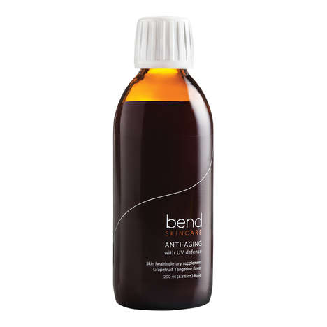 Drinkable Anti-Aging Supplements