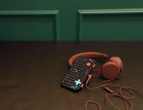 Handheld Gamer Keyboard Peripherals