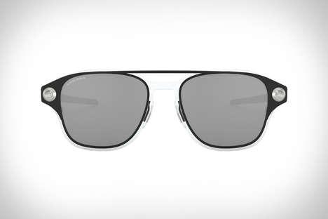 Human Iris-Inspired Eyewear
