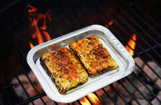 Marinated Grilling Cheeses
