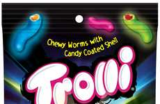 Sour Crunchy Candies