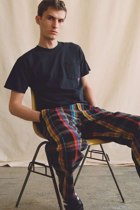 Casual Preppy Summer Fashion