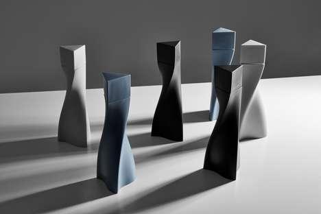 Sculptural Functional Home Decor