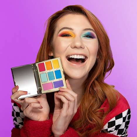 Pride Month Makeup Palettes