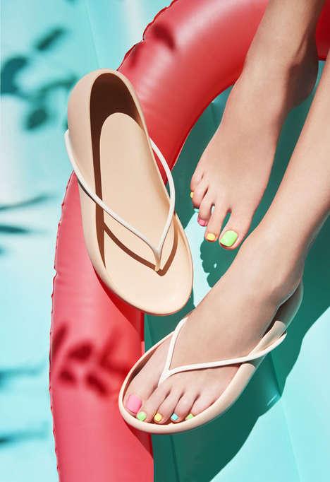 Minimalist Haute Designer Sandals