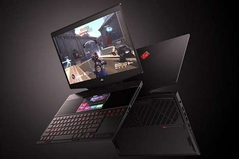 Supplemental Screen Gaming Laptops